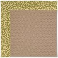 Capel Rugs Creative Concepts Grassy Mountain - Coral Cascade Avocado (225) Rectangle 9