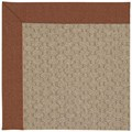 Capel Rugs Creative Concepts Grassy Mountain - Linen Chili (845) Rectangle 9