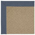Capel Rugs Creative Concepts Raffia - Heritage Denim (447) Octagon 12