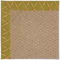 Capel Rugs Creative Concepts Raffia - Bamboo Tea Leaf (236) Runner 2