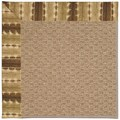 Capel Rugs Creative Concepts Raffia - Java Journey Chestnut (750) Rectangle 3