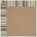 Capel Rugs Creative Concepts Raffia - Brannon Whisper (422) Rectangle 4