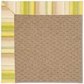 Capel Rugs Creative Concepts Raffia - Kalani Coconut (615) Rectangle 5