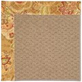 Capel Rugs Creative Concepts Raffia - Tuscan Vine Adobe (830) Rectangle 5