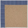 Capel Rugs Creative Concepts Raffia - Vierra Navy (455) Rectangle 6