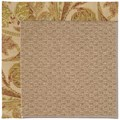 Capel Rugs Creative Concepts Raffia - Cayo Vista Sand (710) Rectangle 8