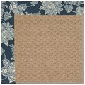 Capel Rugs Creative Concepts Raffia - Bandana Indigo (465) Rectangle 9
