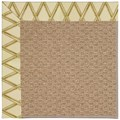 Capel Rugs Creative Concepts Raffia - Bamboo Rattan (706) Rectangle 9