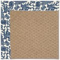Capel Rugs Creative Concepts Raffia - Batik Indigo (415) Rectangle 12