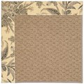 Capel Rugs Creative Concepts Raffia - Cayo Vista Graphic (315) Rectangle 12