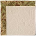Capel Rugs Creative Concepts White Wicker - Bahamian Breeze Cinnamon (875) Runner 2