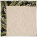 Capel Rugs Creative Concepts White Wicker - Bahamian Breeze Coal (325) Runner 2