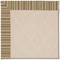Capel Rugs Creative Concepts White Wicker - Dorsett Autumn (714) Runner 2