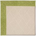 Capel Rugs Creative Concepts White Wicker - Tampico Palm (226) Rectangle 3