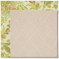Capel Rugs Creative Concepts White Wicker - Cayo Vista Mojito (215) Rectangle 12