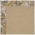 Capel Rugs Creative Concepts Sisal - Bahamian Breeze Ocean (420) Octagon 4