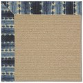 Capel Rugs Creative Concepts Sisal - Java Journey Indigo (460) Octagon 6