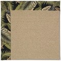 Capel Rugs Creative Concepts Sisal - Bahamian Breeze Coal (325) Runner 2