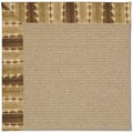 Capel Rugs Creative Concepts Sisal - Java Journey Chestnut (750) Rectangle 3