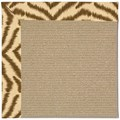 Capel Rugs Creative Concepts Sisal - Couture King Chestnut (756) Rectangle 7