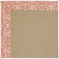 Capel Rugs Creative Concepts Sisal - Imogen Cherry (520) Rectangle 9