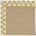 Capel Rugs Creative Concepts Sisal - Bamboo Rattan (706) Rectangle 9