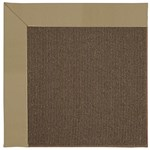 Capel Rugs Creative Concepts Java Sisal - Canvas Linen (175) Octagon 4' x 4' Area Rug