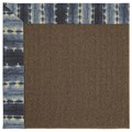 Capel Rugs Creative Concepts Java Sisal - Java Journey Indigo (460) Octagon 6