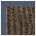 Capel Rugs Creative Concepts Java Sisal - Heritage Denim (447) Octagon 12
