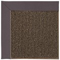 Capel Rugs Creative Concepts Java Sisal - Fife Plum (470) Rectangle 3
