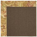 Capel Rugs Creative Concepts Java Sisal - Tuscan Vine Adobe (830) Rectangle 5