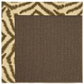 Capel Rugs Creative Concepts Java Sisal - Couture King Chestnut (756) Rectangle 7
