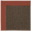 Capel Rugs Creative Concepts Java Sisal - Canvas Brick (850) Rectangle 7