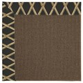 Capel Rugs Creative Concepts Java Sisal - Bamboo Coal (356) Rectangle 9