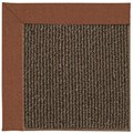 Capel Rugs Creative Concepts Java Sisal - Linen Chili (845) Rectangle 9
