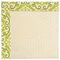 Capel Rugs Creative Concepts Sugar Mountain - Shoreham Kiwi (220) Octagon 6