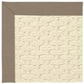 Capel Rugs Creative Concepts Sugar Mountain - Shadow Wren (743) Octagon 6