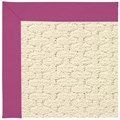 Capel Rugs Creative Concepts Sugar Mountain - Canvas Hot Pink (515) Octagon 8
