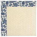 Capel Rugs Creative Concepts Sugar Mountain - Batik Indigo (415) Octagon 10