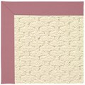 Capel Rugs Creative Concepts Sugar Mountain - Canvas Coral (505) Octagon 10