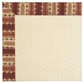 Capel Rugs Creative Concepts Sugar Mountain - Java Journey Henna (580) Octagon 12