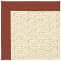 Capel Rugs Creative Concepts Sugar Mountain - Canvas Brick (850) Runner 2