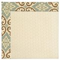Capel Rugs Creative Concepts Sugar Mountain - Shoreham Spray (410) Rectangle 7
