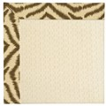 Capel Rugs Creative Concepts Sugar Mountain - Couture King Chestnut (756) Rectangle 7