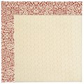 Capel Rugs Creative Concepts Sugar Mountain - Imogen Cherry (520) Rectangle 9