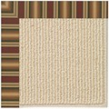Capel Rugs Creative Concepts Beach Sisal - Weston Ginger (720) Rectangle 7