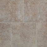 Mannington Adura Luxury Vinyl Tile: Crete Sediment AT340