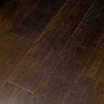 "USFloors Natural Bamboo Glueless Locking Collection: Jacobean 5/8"" x 5 1/4"" Engineered Bamboo 609H3"
