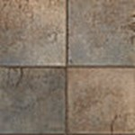 "Mohawk Quarry Stone: Forest 17"" x 17"" Porcelain Tile 2849"