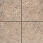 "Mohawk Pantego Bay: Brown Shell 12"" x 12"" Ceramic Tile 14981"